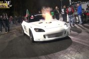1000whp Honda S2000 Turbo