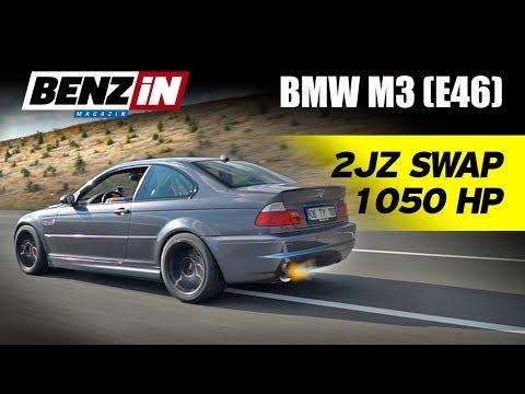 E46 M3 2JZ Turbo