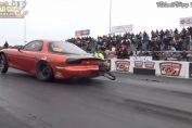 Mazda RX-7 Insane turbo