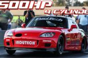 FASTEST Honda S2000 in the World