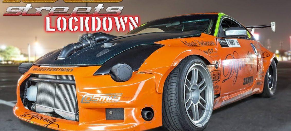 1100hp Drift 350z goes STREET RACING