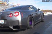 R35 GT-R Breaks Diff