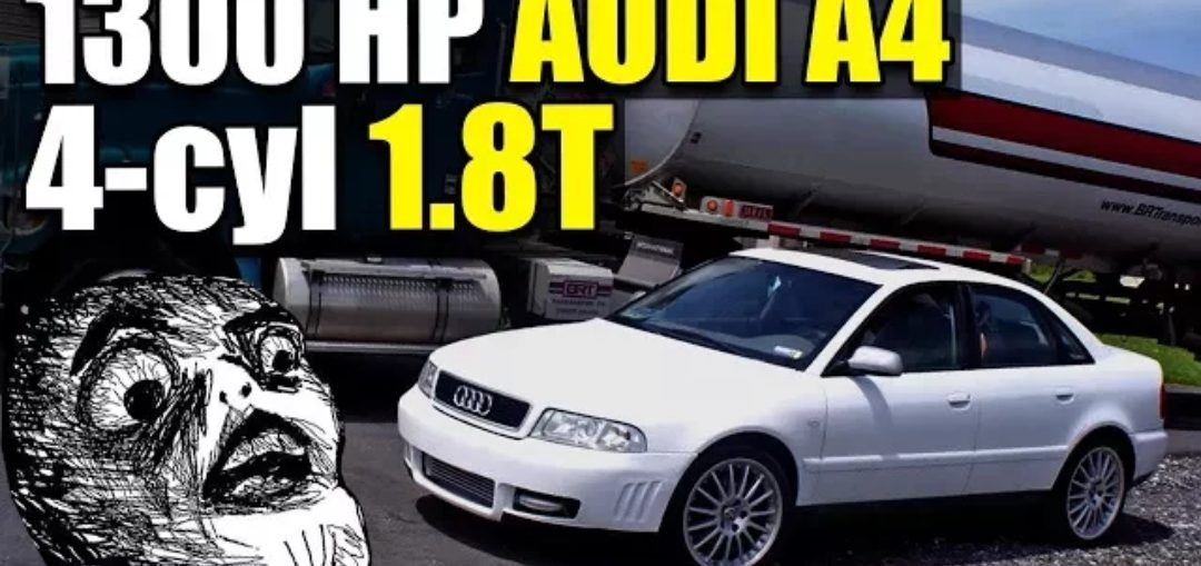 Audi 1.8 Turbo 20VT Tuned