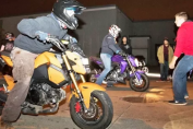scooter street racing