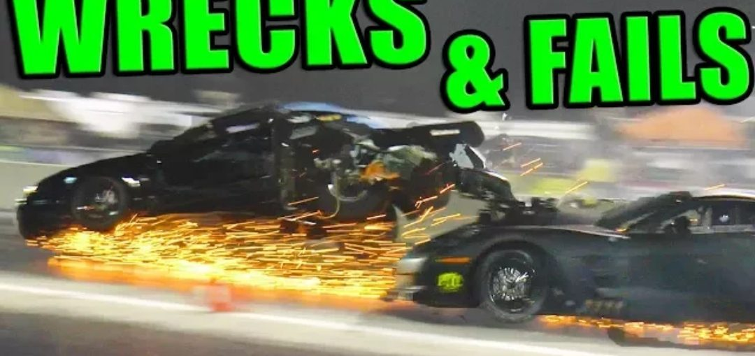 Car Wrecks Crashes Fails