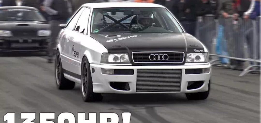 Audi S2 R30 Turbo 1350HP
