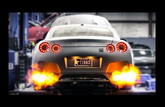 Fastest R35 GTR