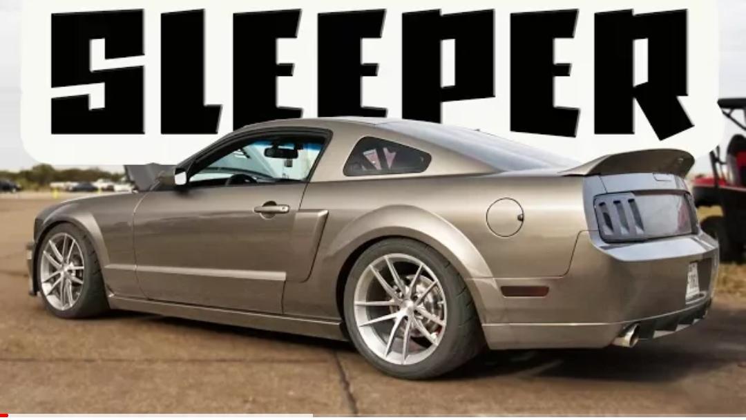 Terminator Mustang Sound