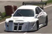 Subaru 450HP hillclimb