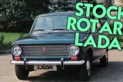 9 cars produced with Rotary
