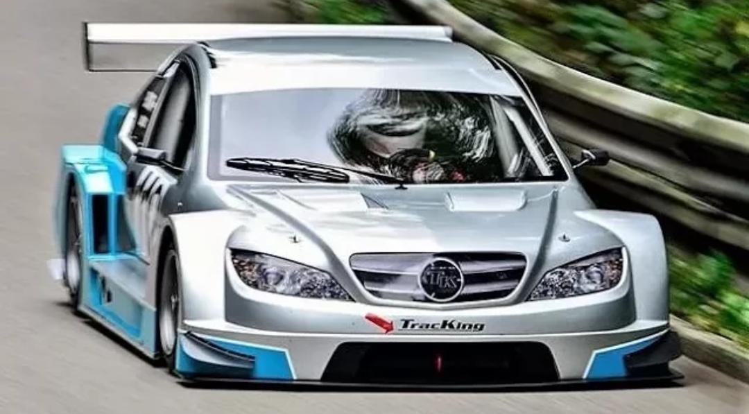 Mercedes DTM inspired 11.000Rpm Monster // 200Hp/450Kg ...