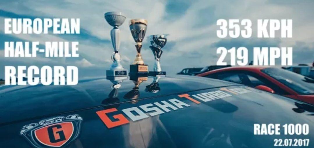 Gosha turbotech Lamborghini