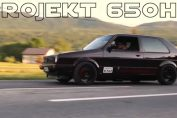 Golf MK2 VR6 Turbo 650HP