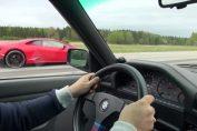 BMW E30 V10 Lamborghini Huracan