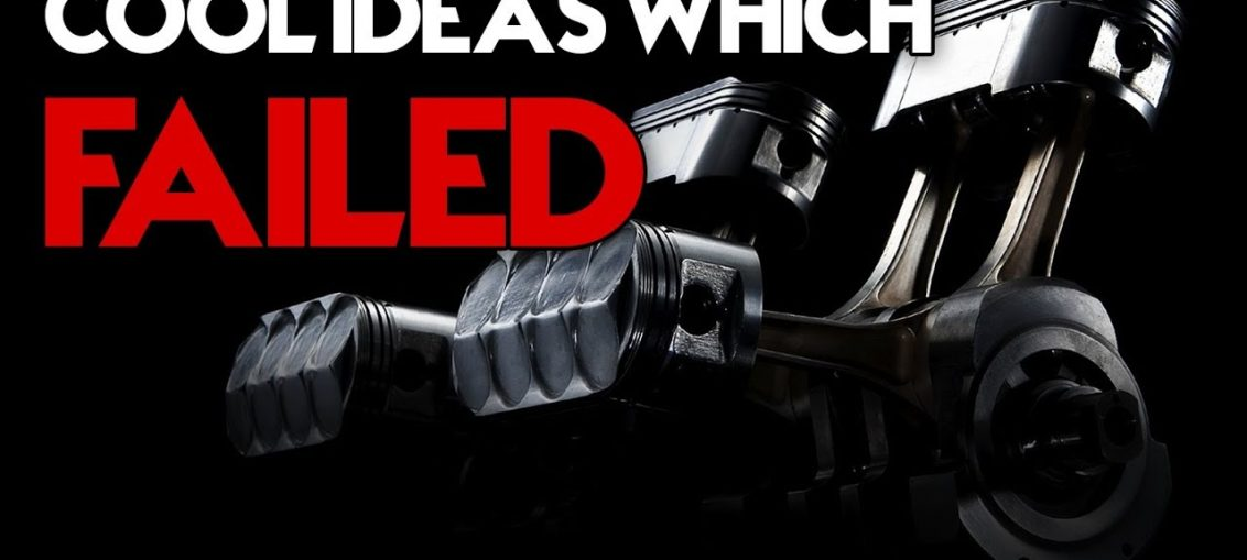 failed engine ideas