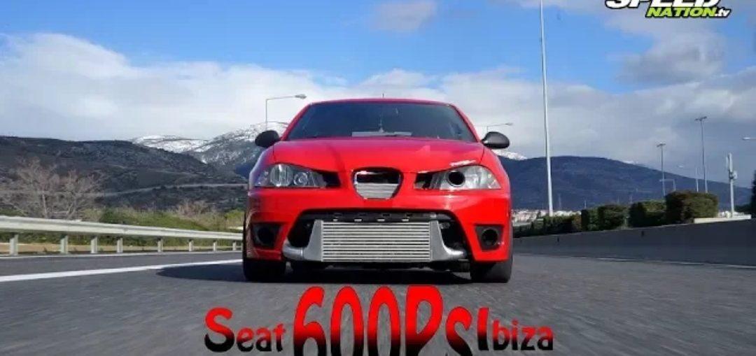 Seat ibiza 20VT 600HP