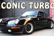iconic turbo cars