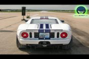 1650HP Ford GT with 24K Gold in the Engine Bay!