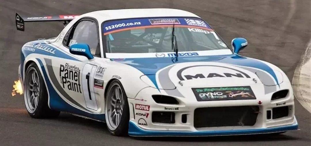 10.000Rpm Mazda RX-7 FD3S