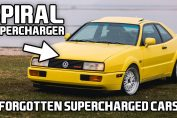 supercharged cars