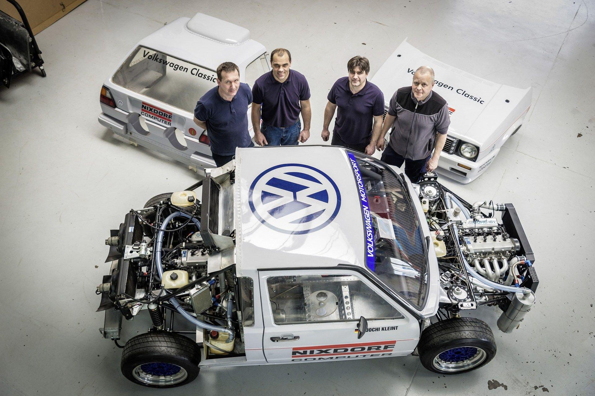 Twin Engine Volkswagen Mk on Vw Mk2 16v Turbo