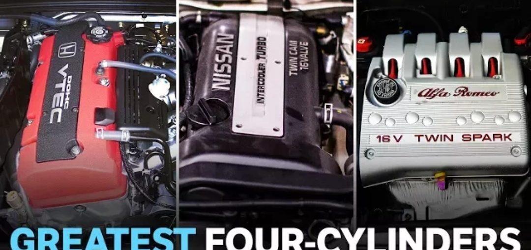 greatest 4 Cylinder engines