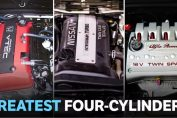 greatest 4 Cylinder engines