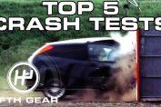 Craziest crash tests