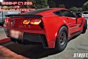 C7 Z06 vs Twin Turbo Lambo 2JZ RX7