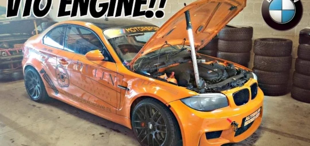 Bmw 1M Coupe V10