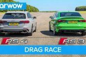 Audi rs4 vs audi rs3