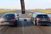 AMG C63 vs Audi RS3