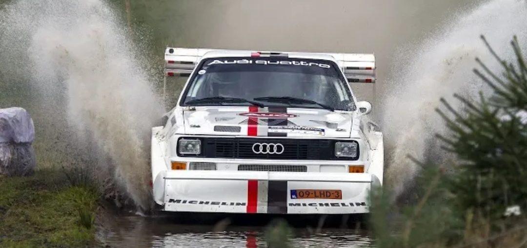 Audi Quattro 5-cyl