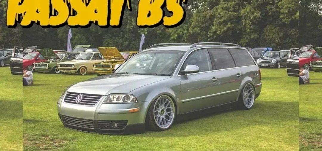 Brutal Volkswagen Passat B5