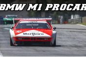 BMW E26 M1 procar Marlboro