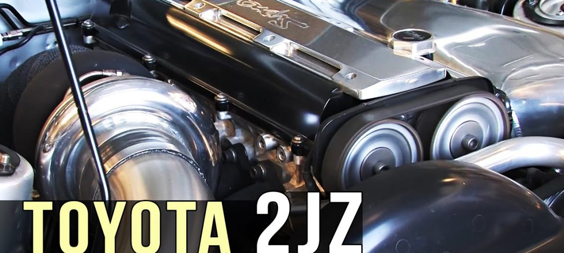 2jz toyota sound big turbo