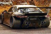 EPIC Porsche Exhaust Sounds and Revs