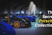 Secret Porsche Collection