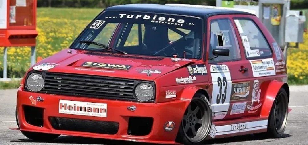 Golf MK2 Turbo 4x4