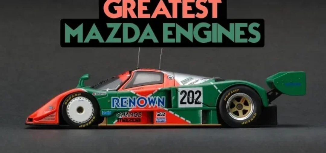 Greatest mazda engines ever