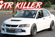 Evo 9 Punishes Modified GTR