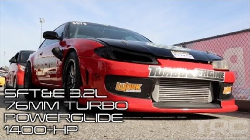 Fastest Nissan 240SX Turbo
