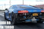 Audi R8 Twin Turbo