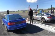 Audi S2 Turbo Stance