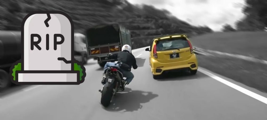 Dangerous Drivers Bikers