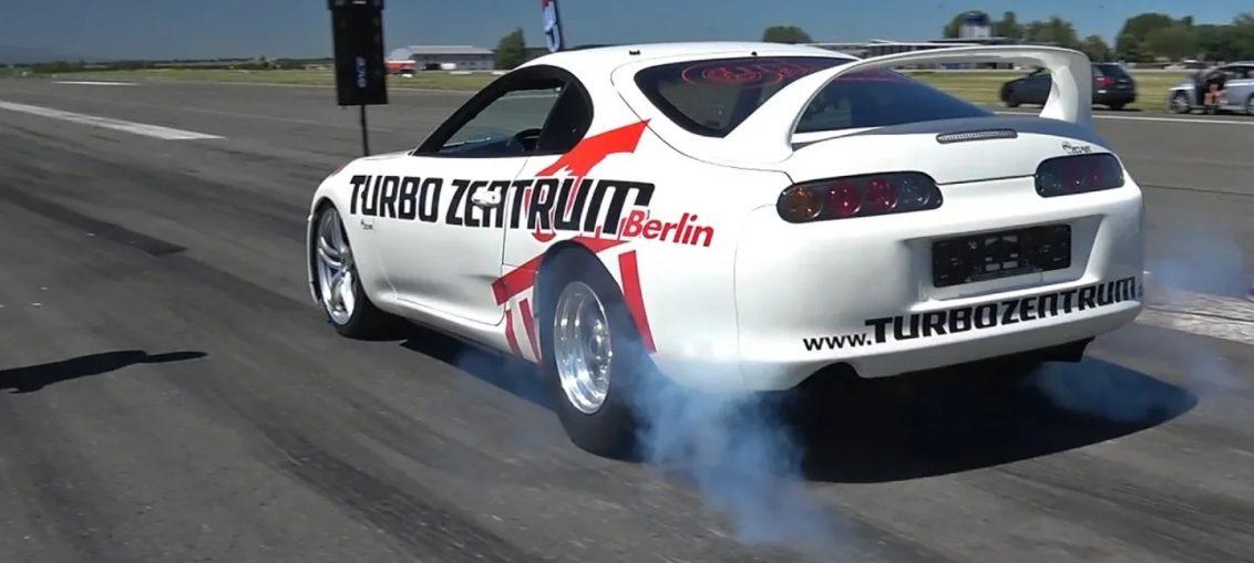 1400HP TurboZentrum Toyota Supra 2JZ