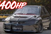 Quickest Lancer Evo in the World