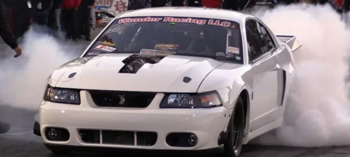 Twin Turbo Cobra Terminator Mustang