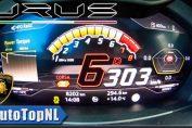 Lamborghini Urus Acceleration