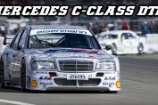 C class Mercedes DTM